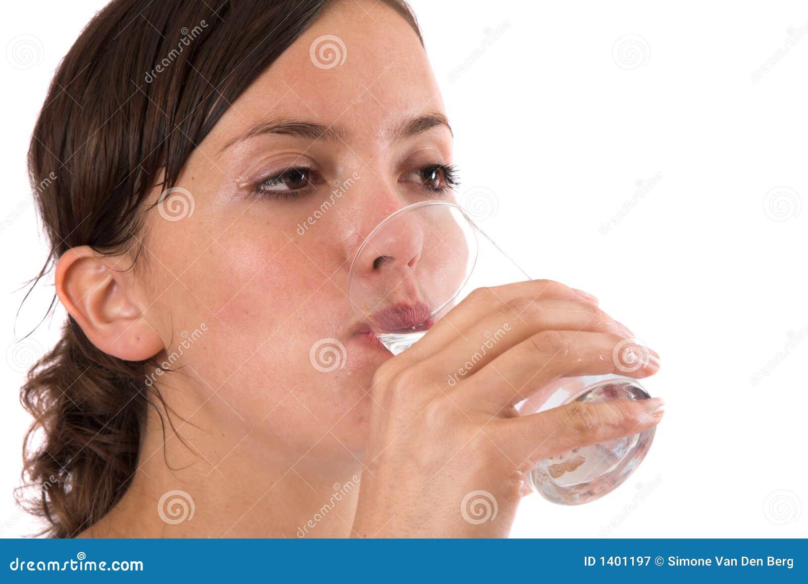 Glace saine de l eau