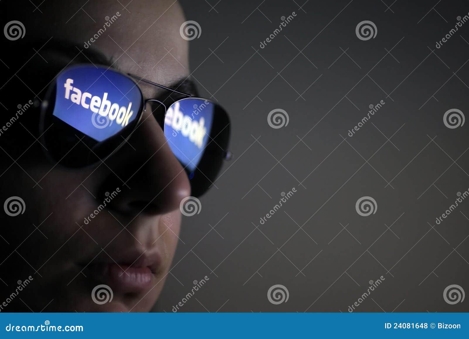 Glaces de Facebook