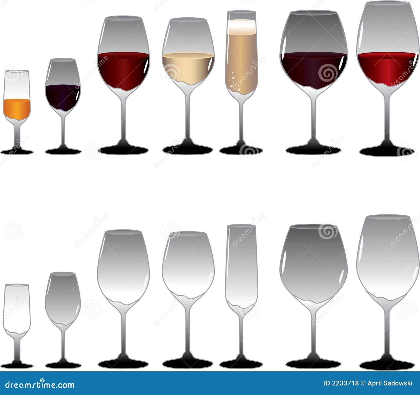 Glaces de vin