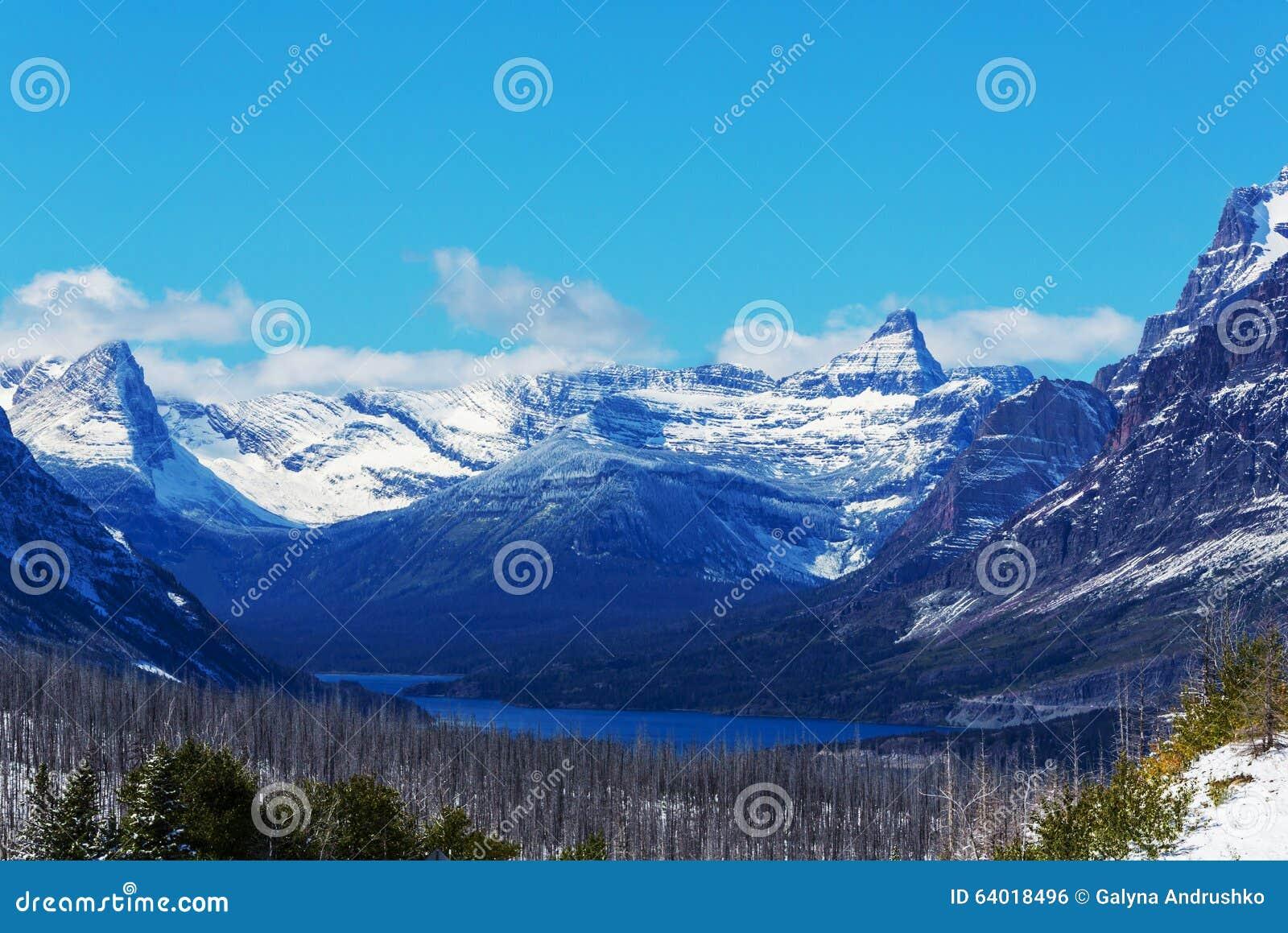 Glaciären parkerar