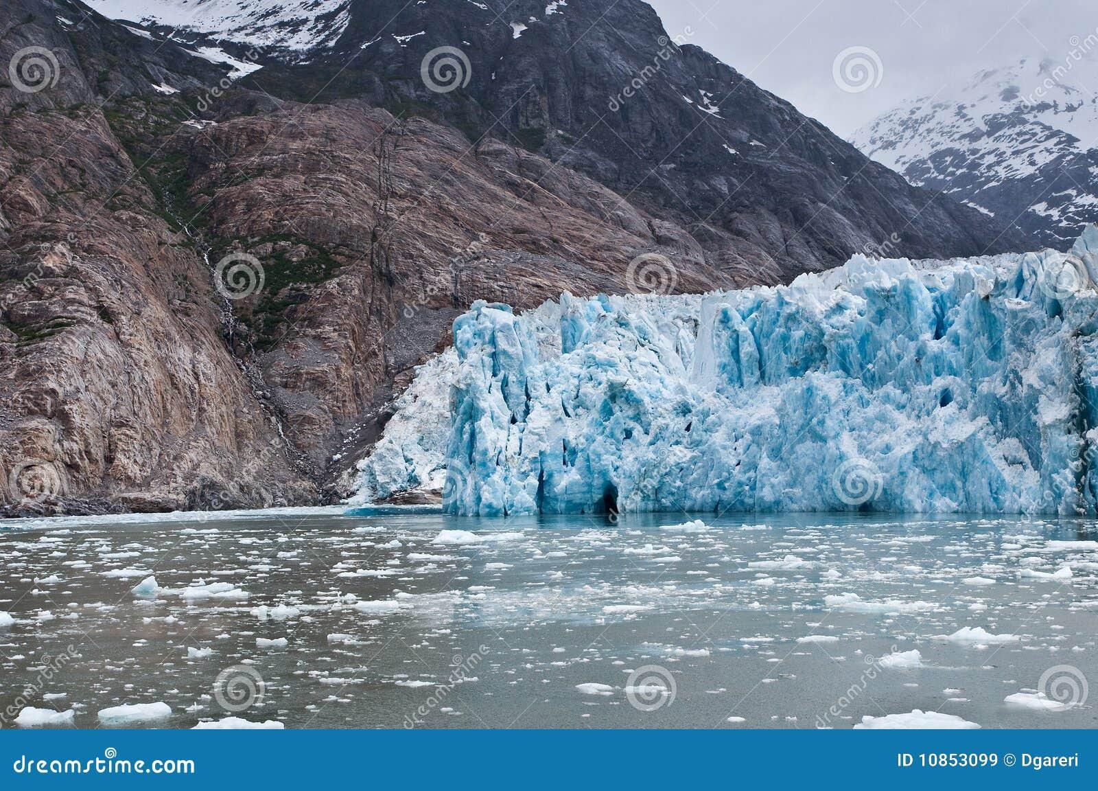 Glaciar de Dawes