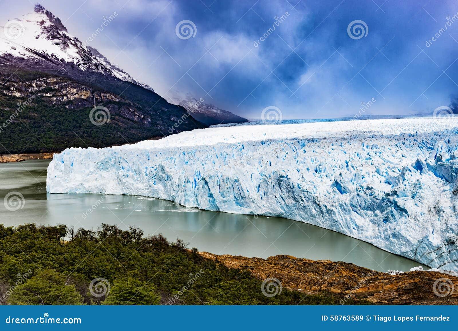Glaciar de Perito Moreno