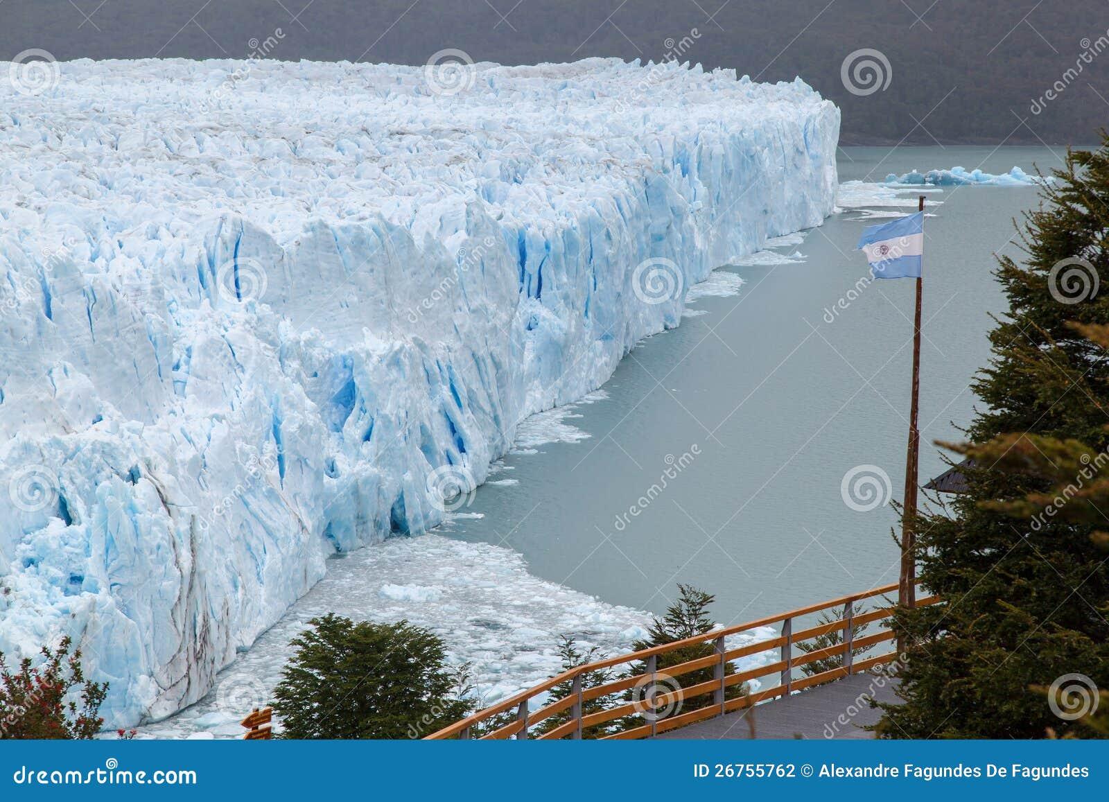 Glaciar la Argentina de Perito Moreno