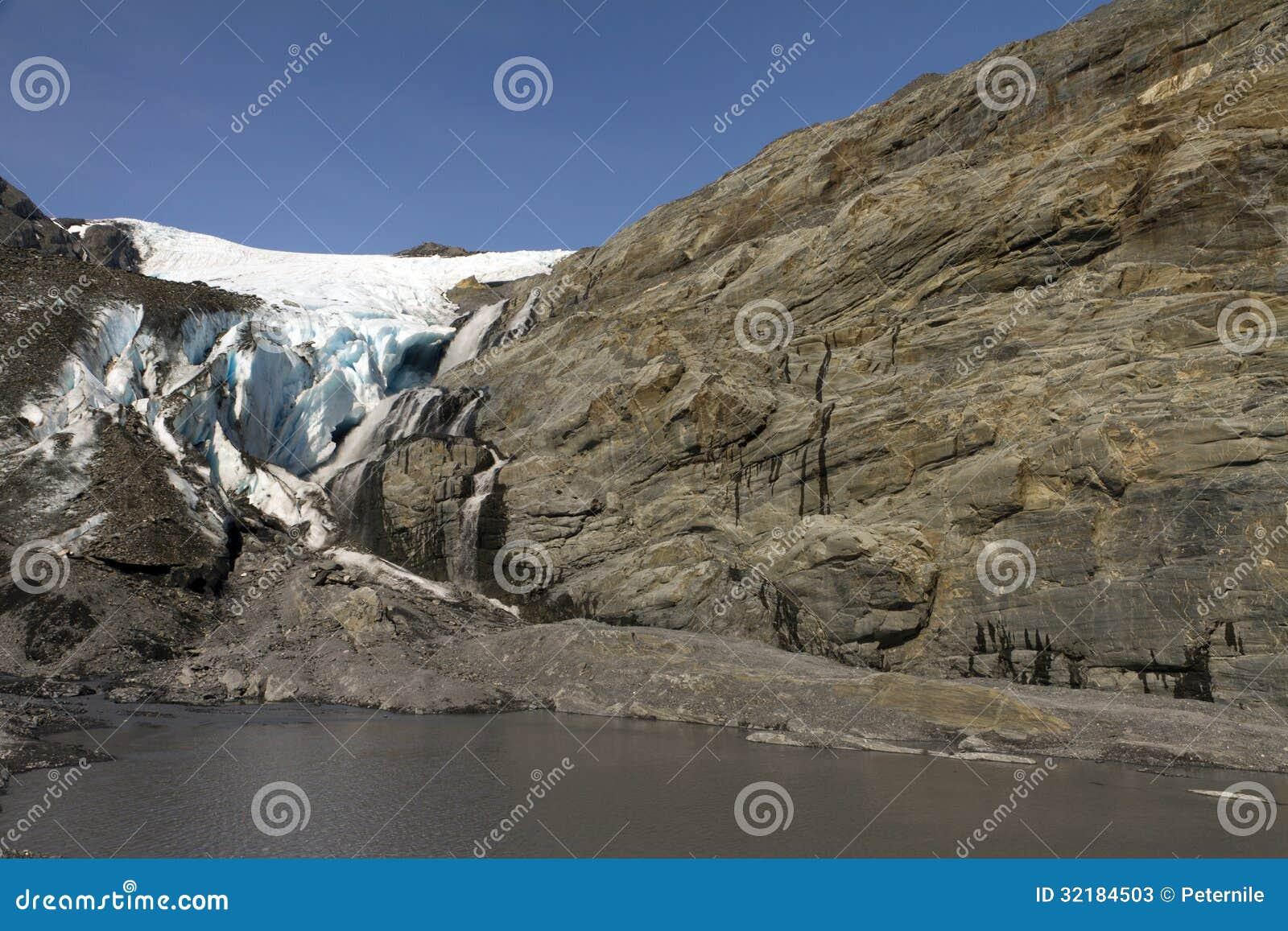 Glacier de Worthington