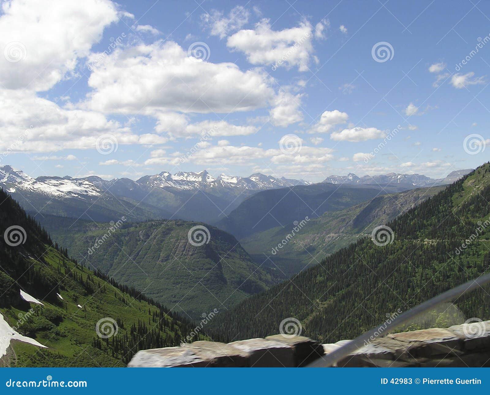 glaciers peaks