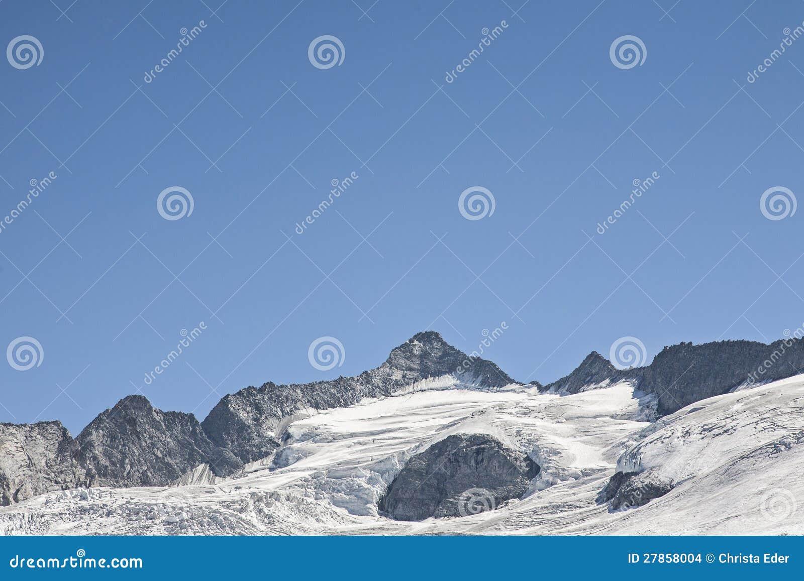 Glacjalny mounain