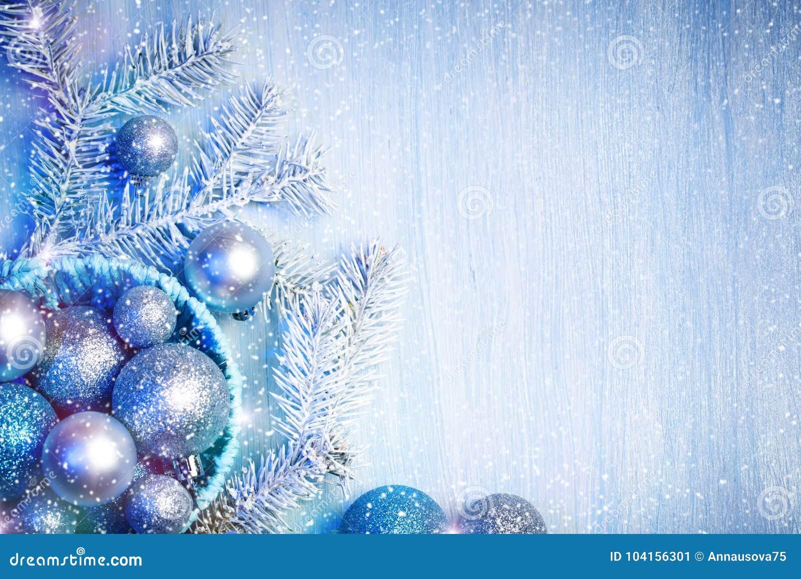 Glad jul och lyckligt nytt år En bakgrund för ` s för nytt år med garneringar för nytt år Kort för ` s för nytt år