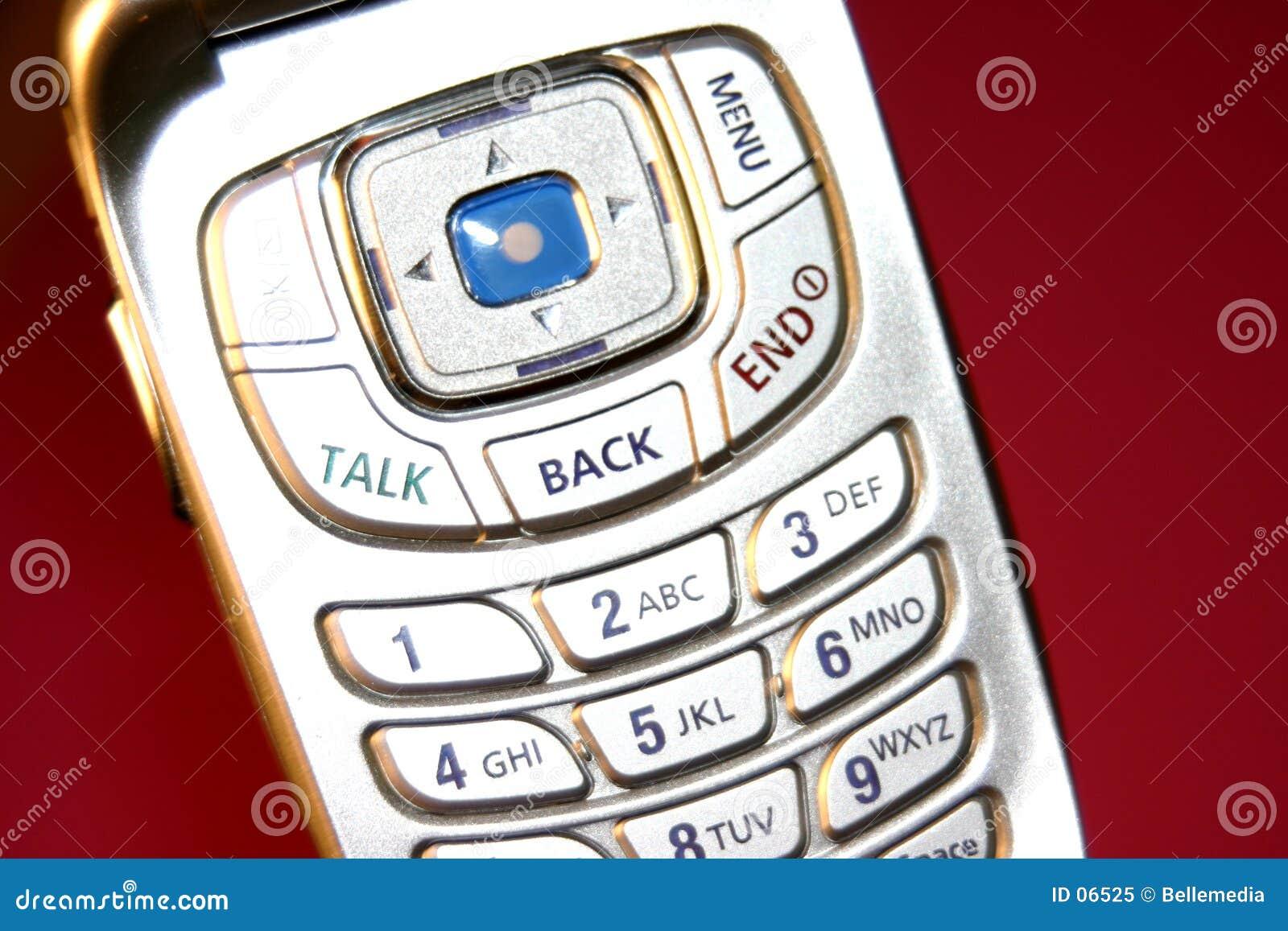 Gladde telefoon