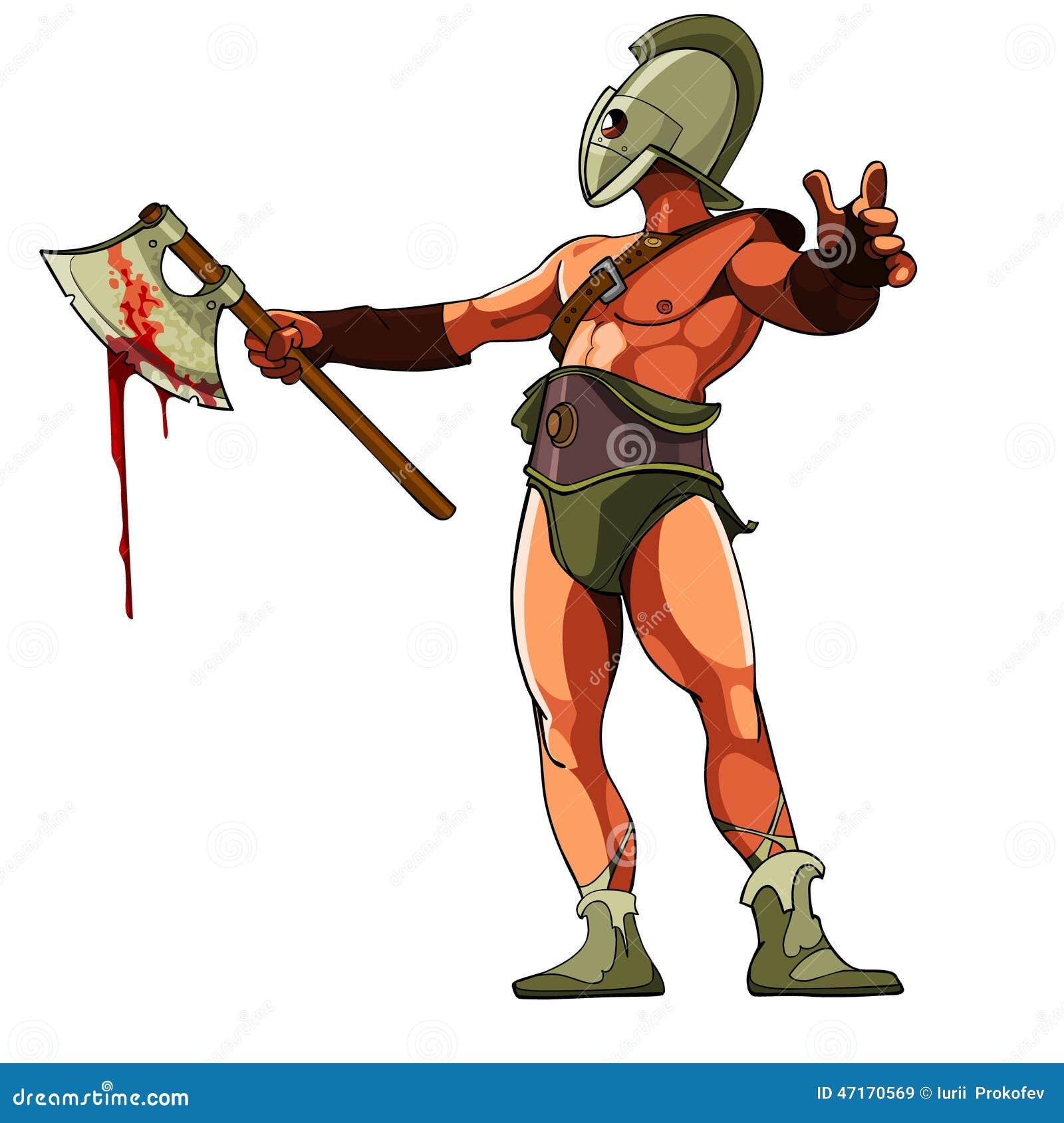 Гладиаторы пошаговая