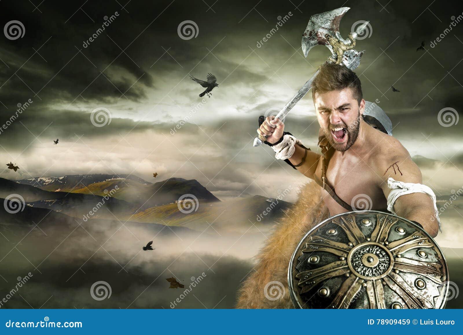 Gladiator/krigare