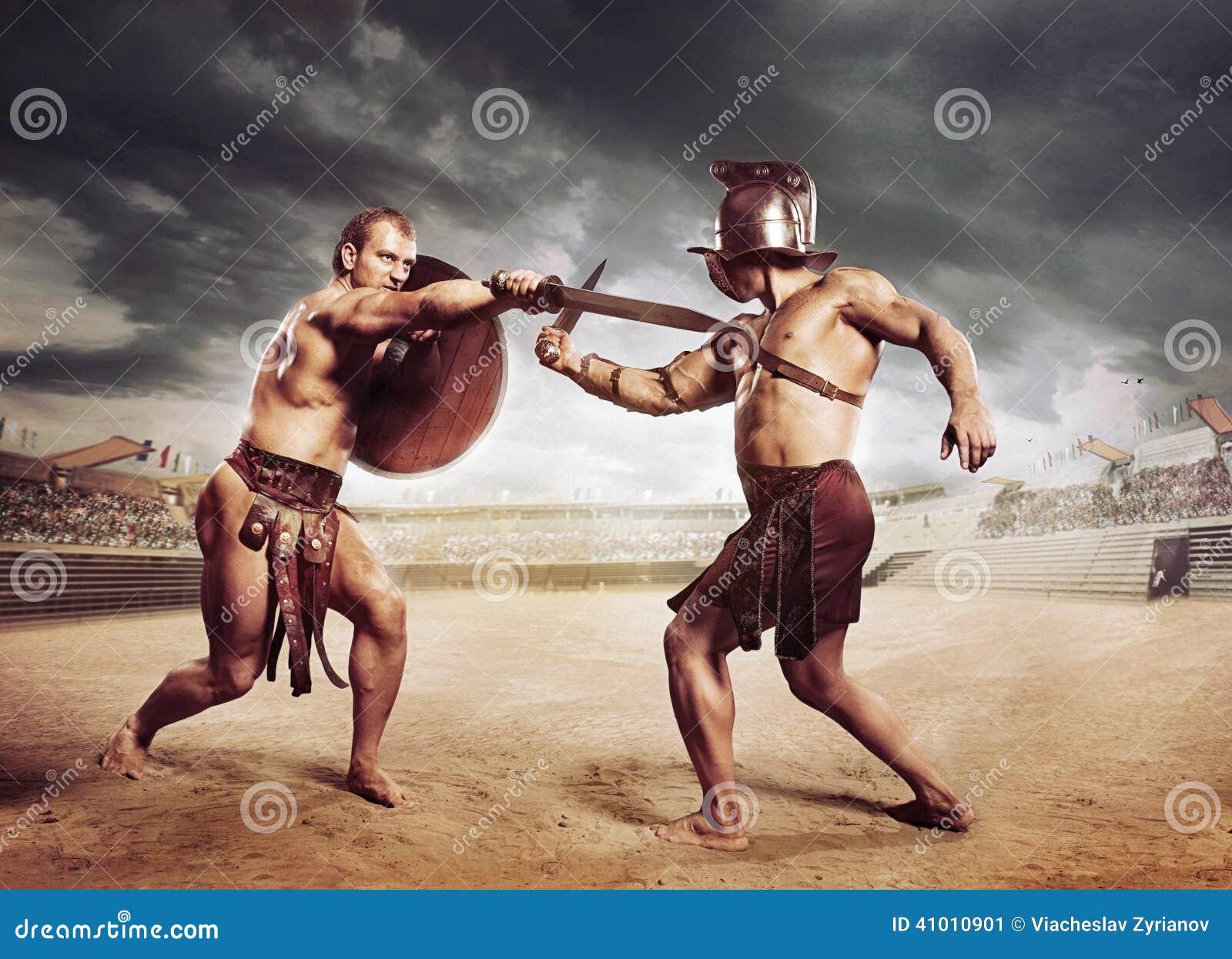 Gladiatoren Arena