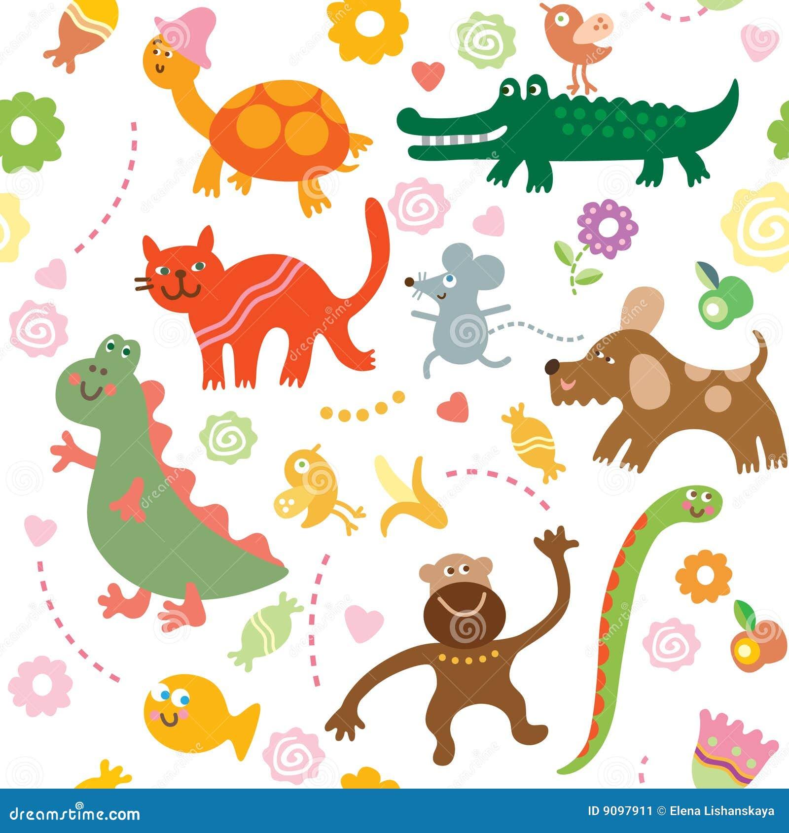 Gladlynt djur