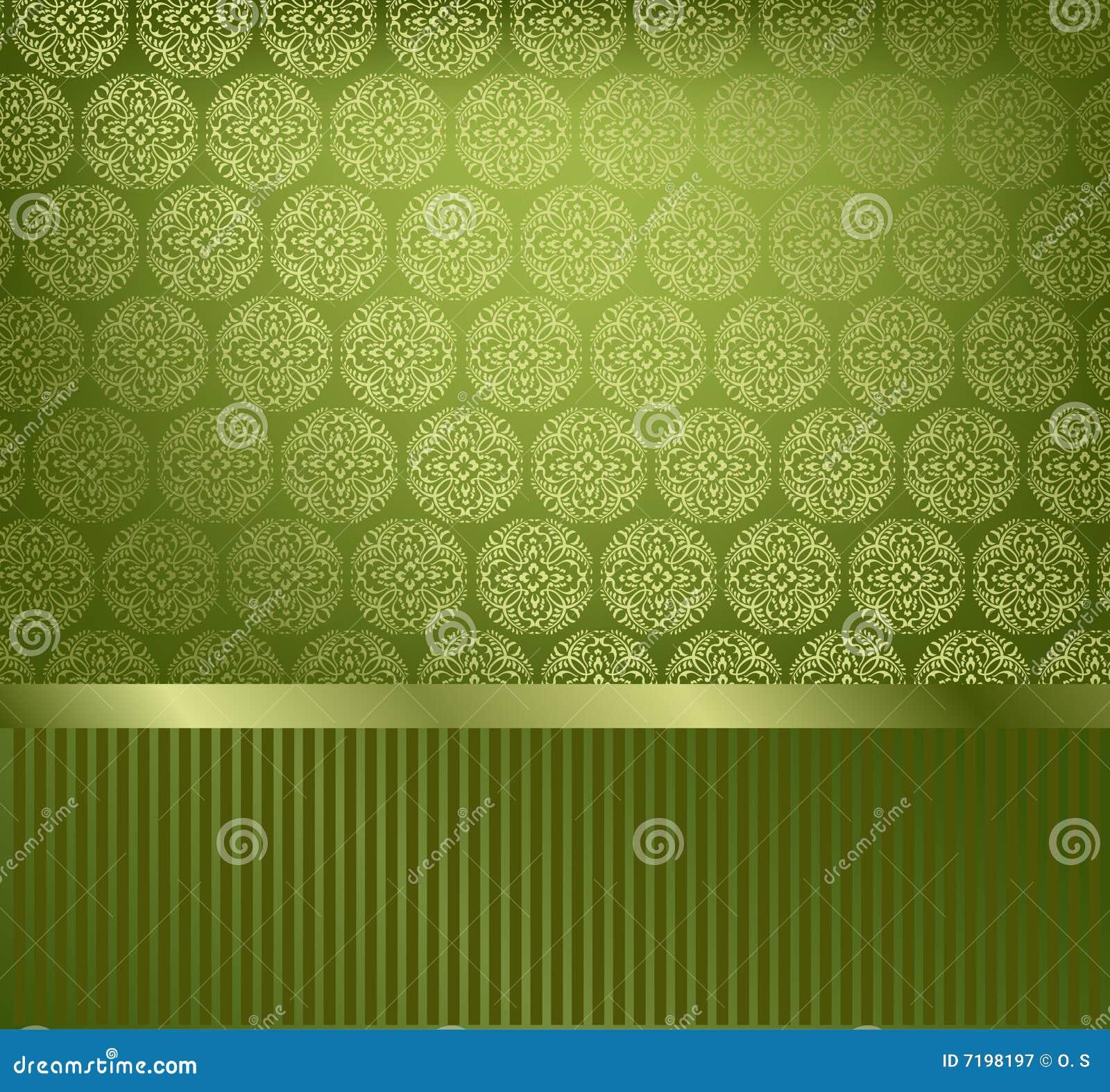 Decorative Wall Paper wallpaper black royalty free stock photos - image: 8256718