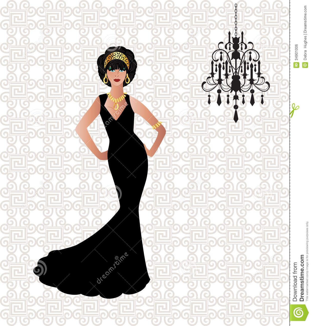 vintage hollywood clipart - photo #38