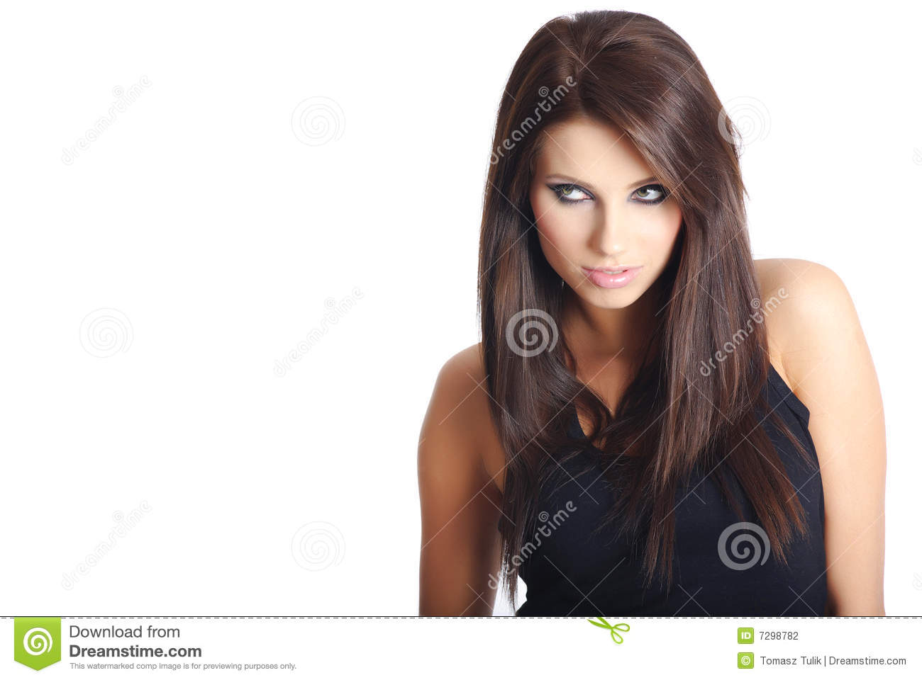 Glamour And Fashion Girl Stock Photography Image 7298782