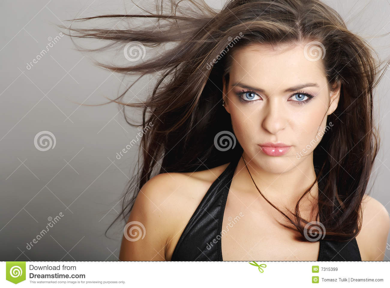 Glamour And Fashion Girl Royalty Free Stock Images Image 7315399