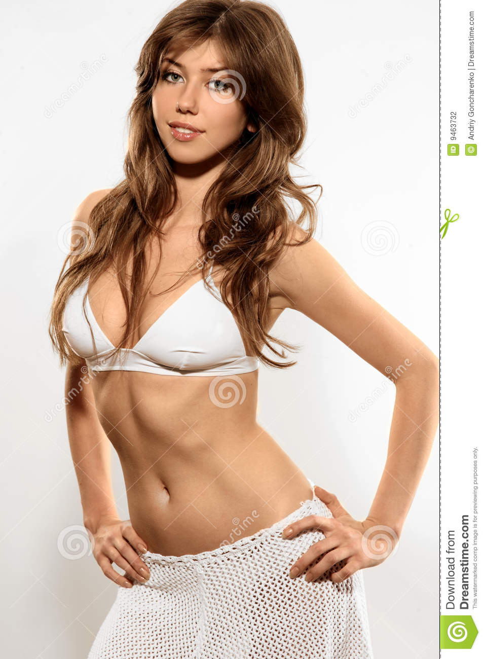Glamour Model Stock Photo Image Of Bikini Person Female