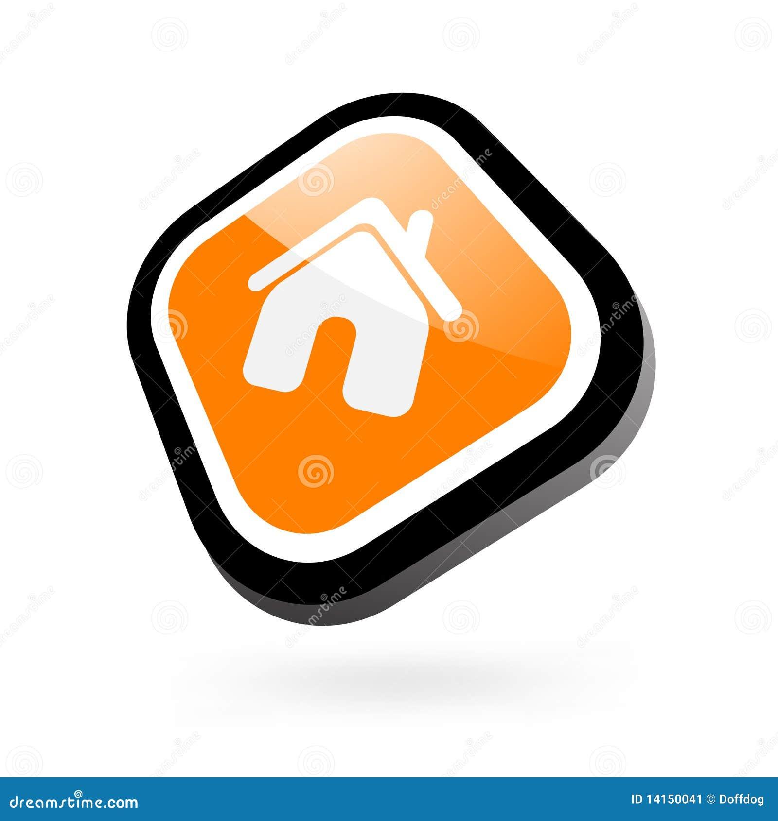 Glansig home symbol