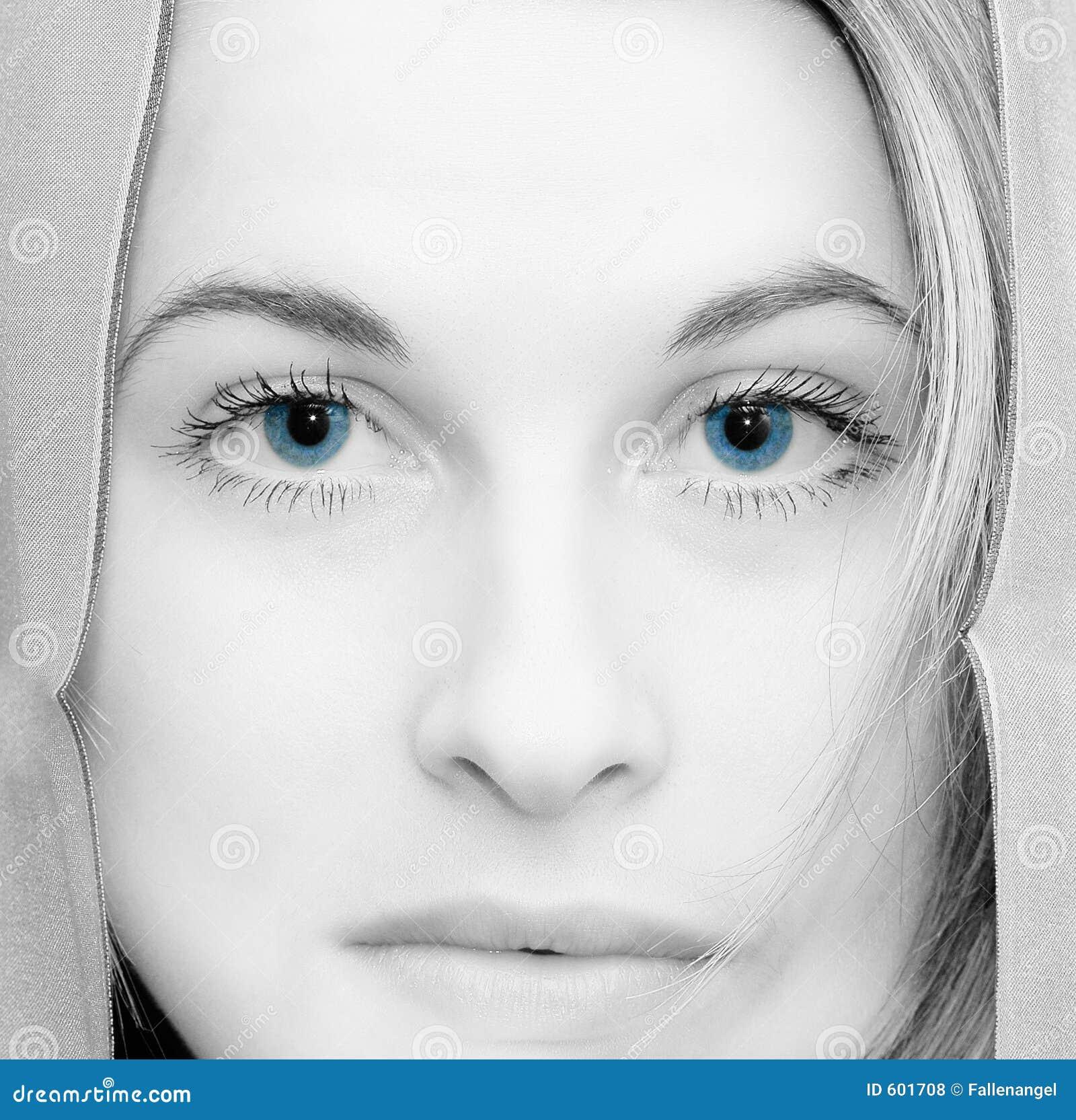 Glanzende ogen