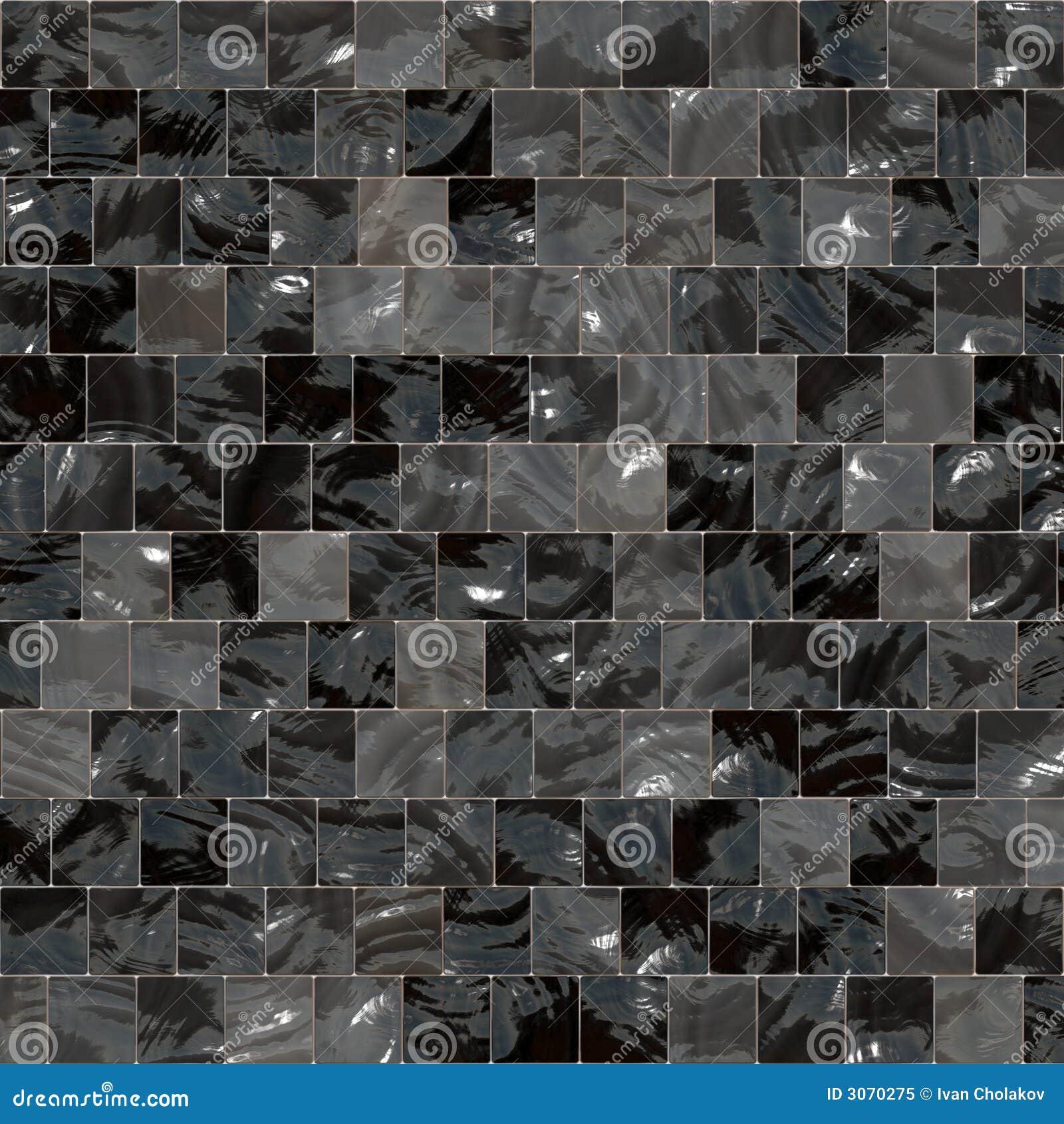 Glanzende zwarte en grijze tegels royalty vrije stock foto ...