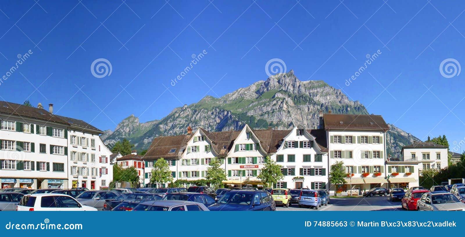 Glarus em Suíça