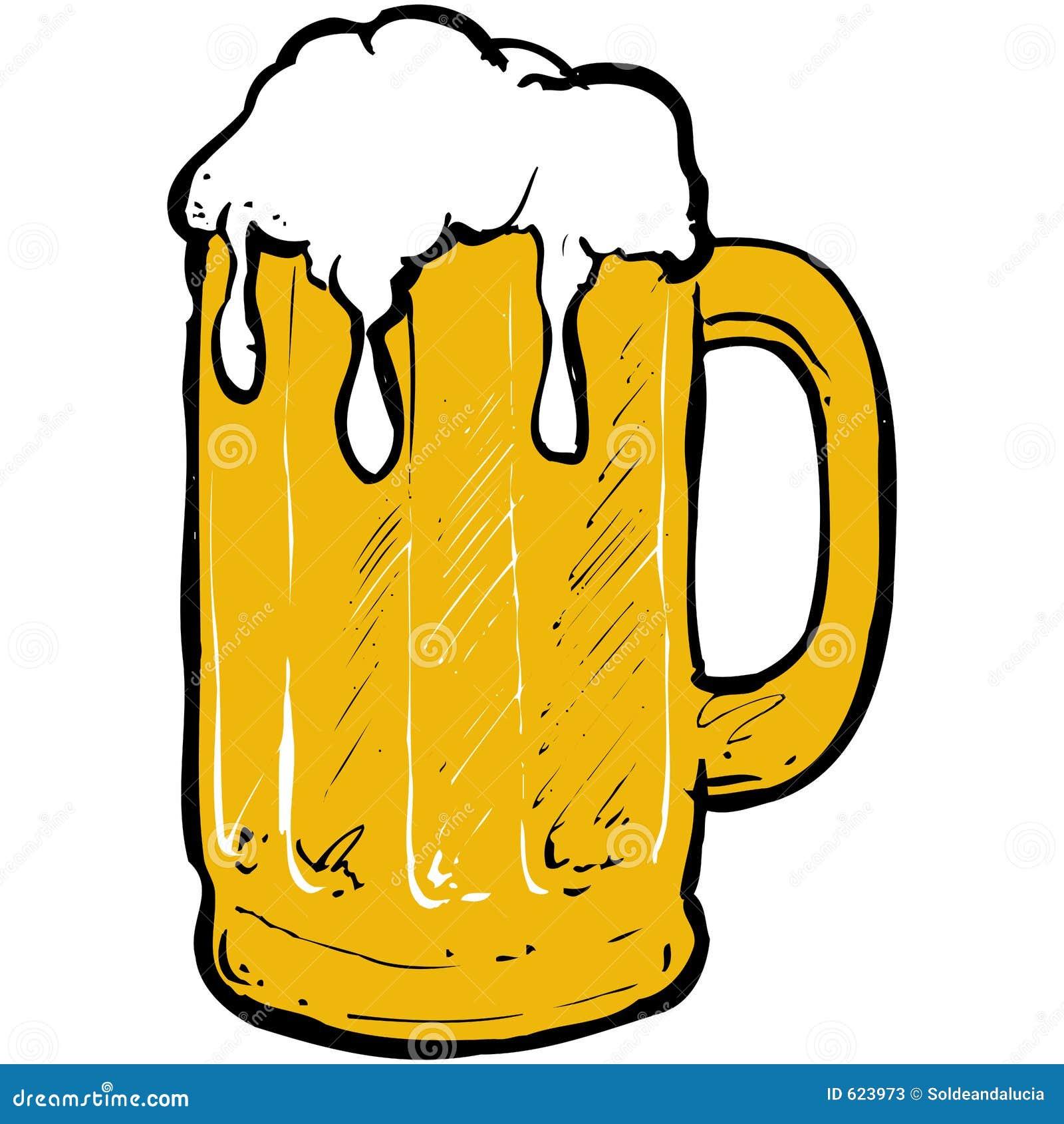 Glas piwa
