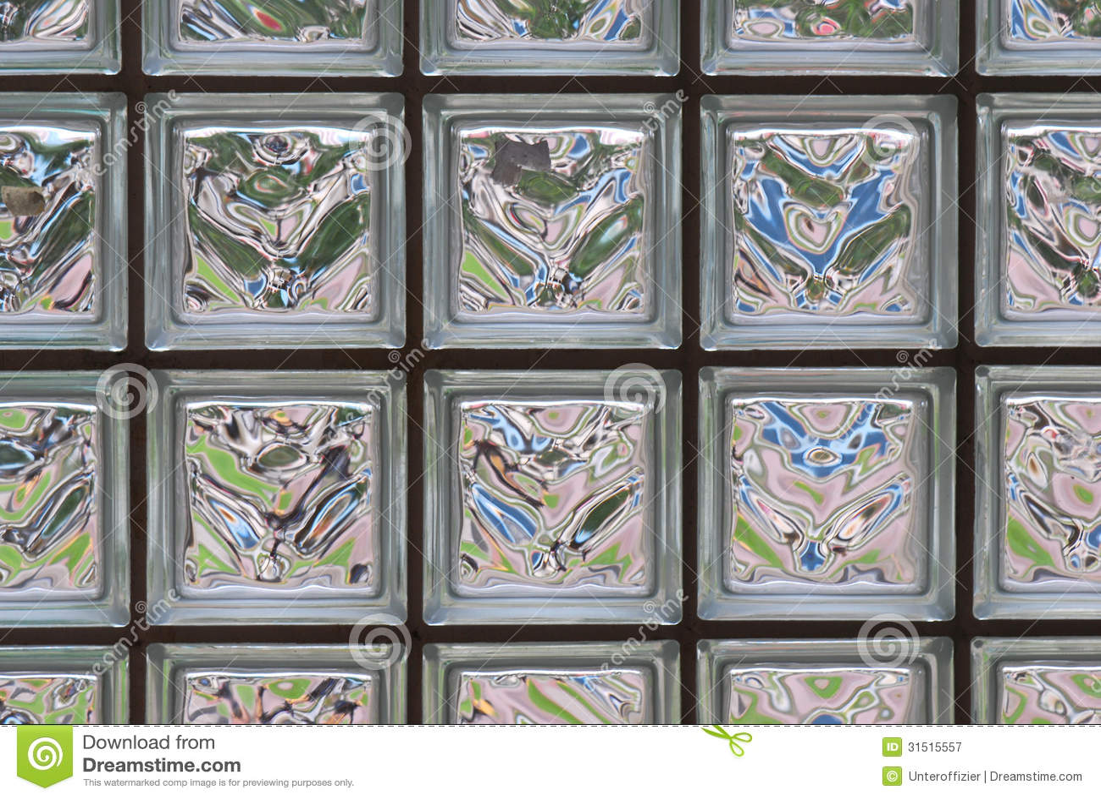 Glasblöcke stockbild. Bild von quarz, spiegel, reflect - 31515557