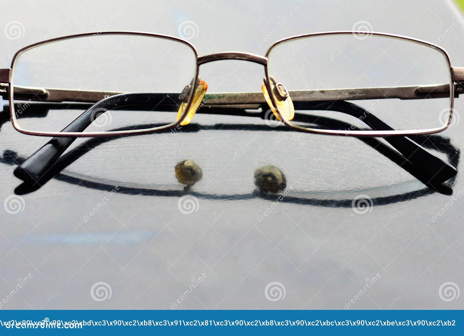 Glasgeschäftsperson