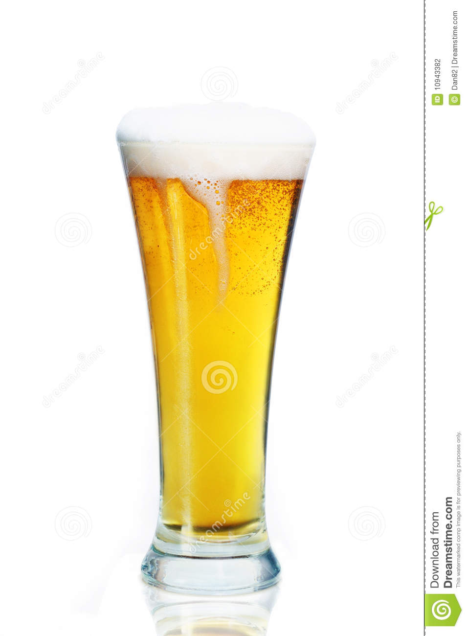 Z Beer Glass