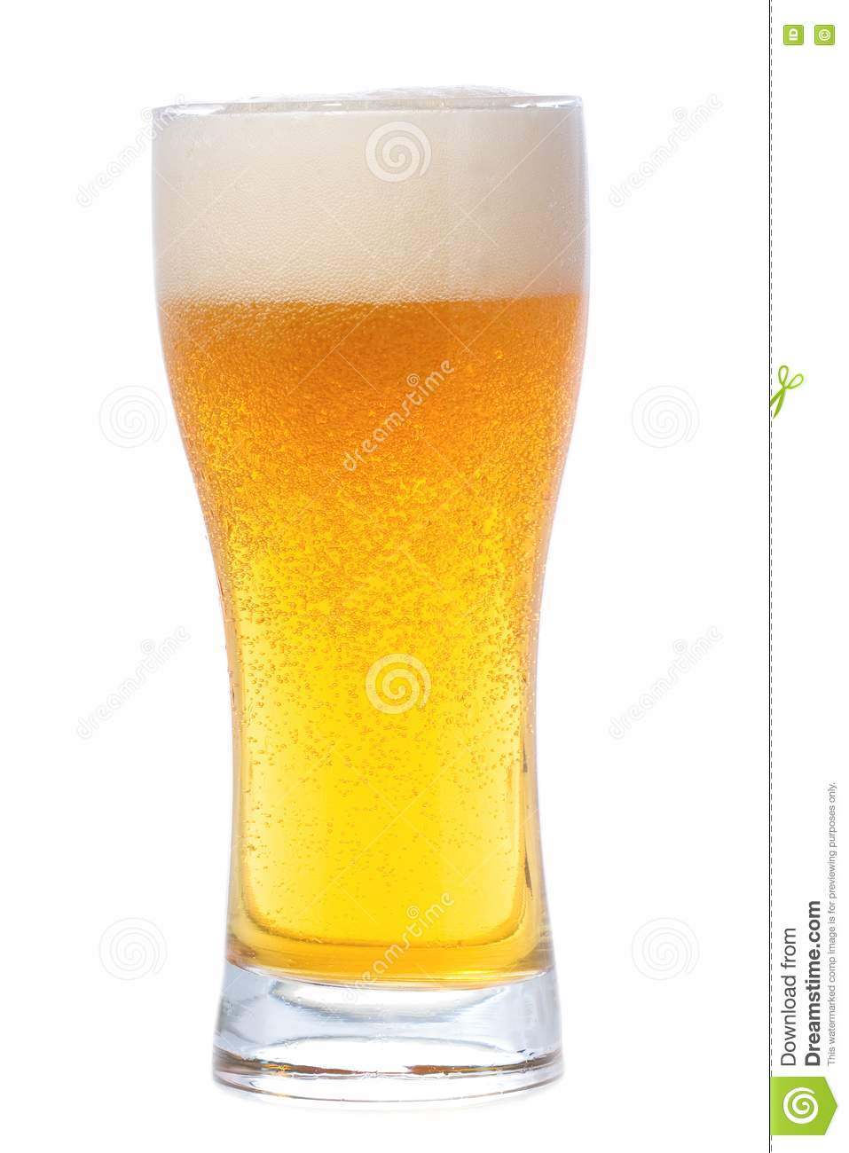 Glass Of Beer Royalty Free Stock Image - Image: 15435996