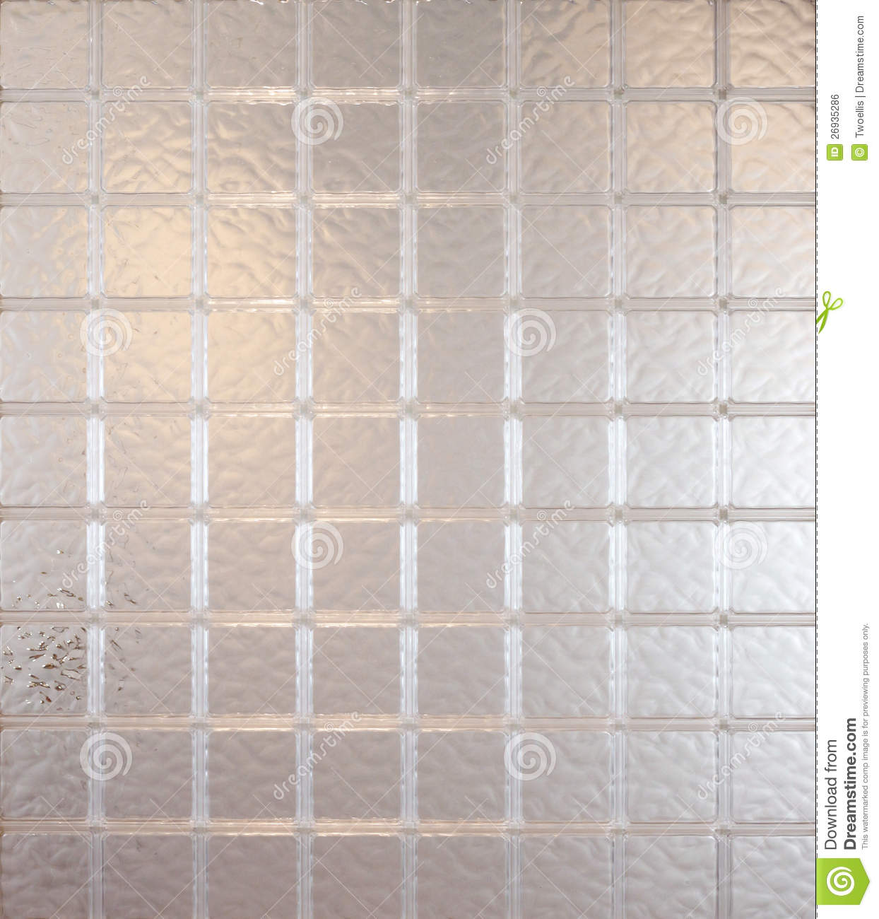 Glass Block Window Royalty Free Stock Image Image 26935286