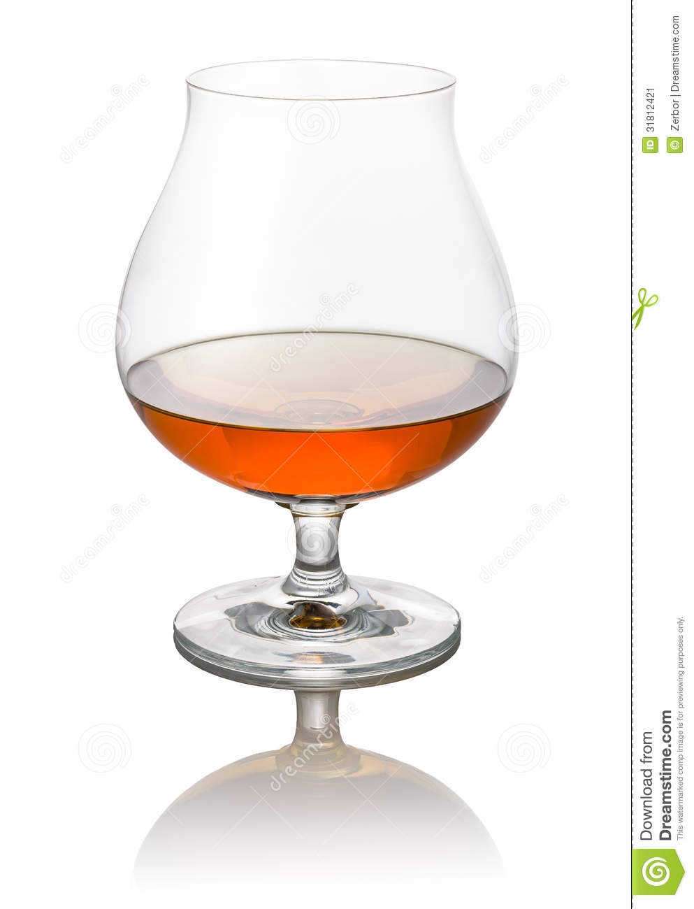how to hold a brandy glass