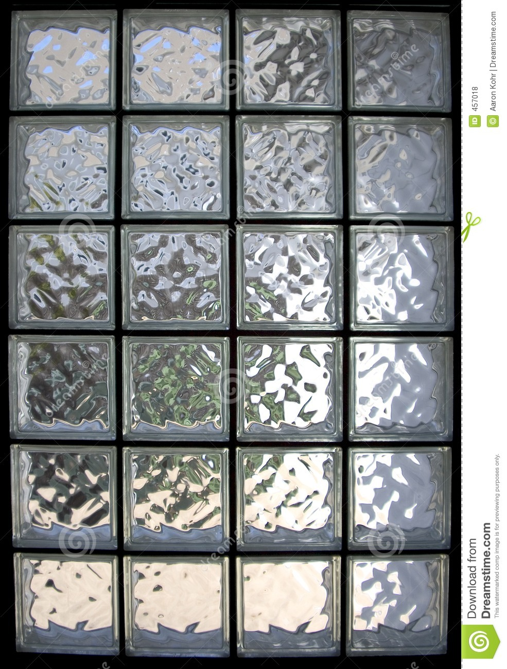 Glass brick window royalty free stock photos image 457018 for Glass bricks designs