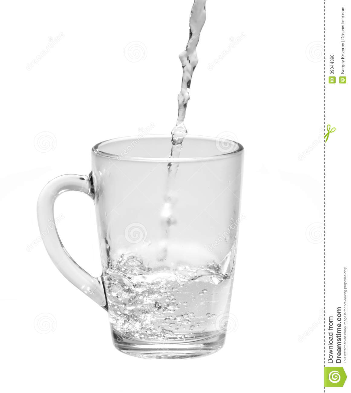 Glass Cup Stock Photo - Image: 39044396