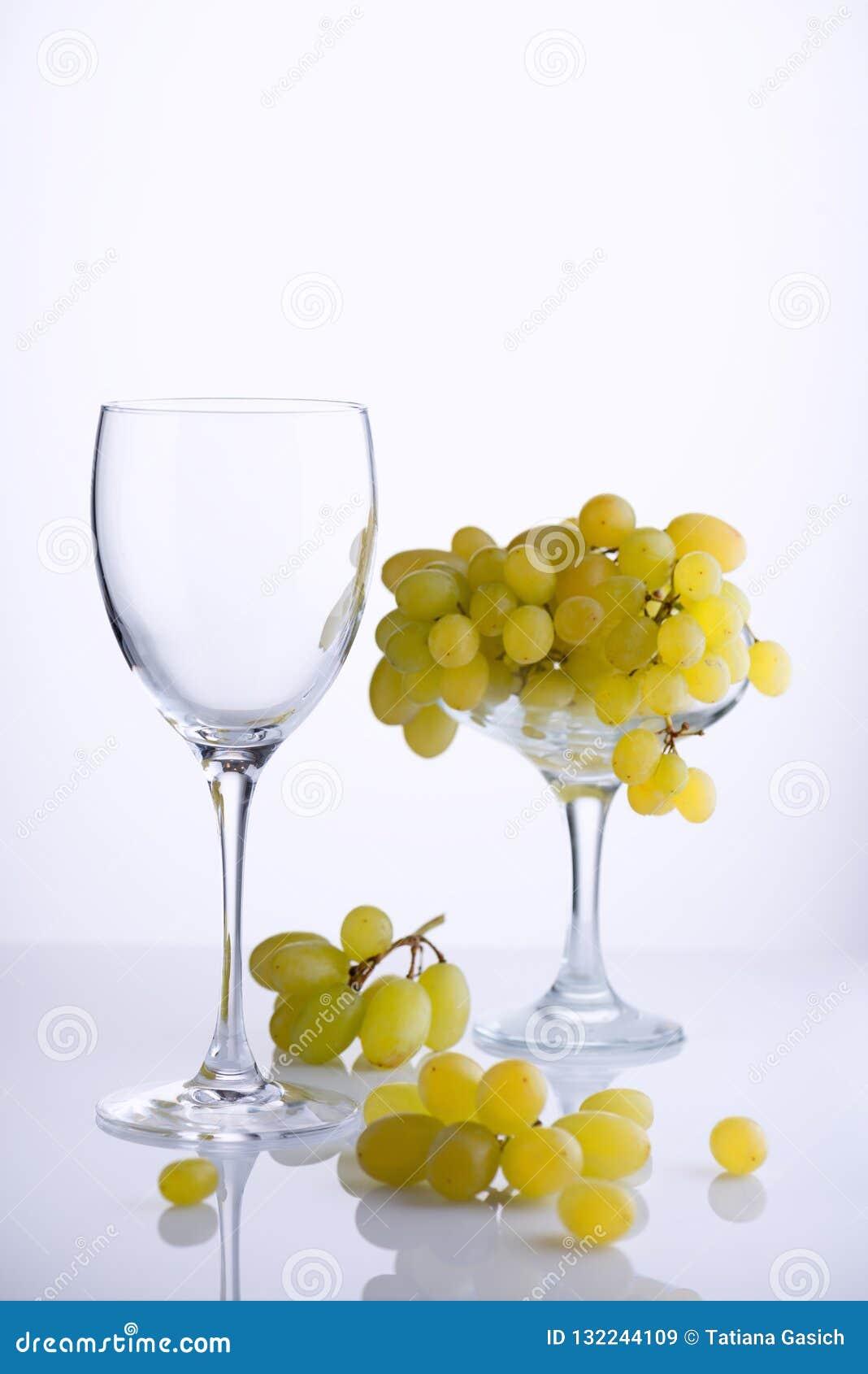 Glass druvor