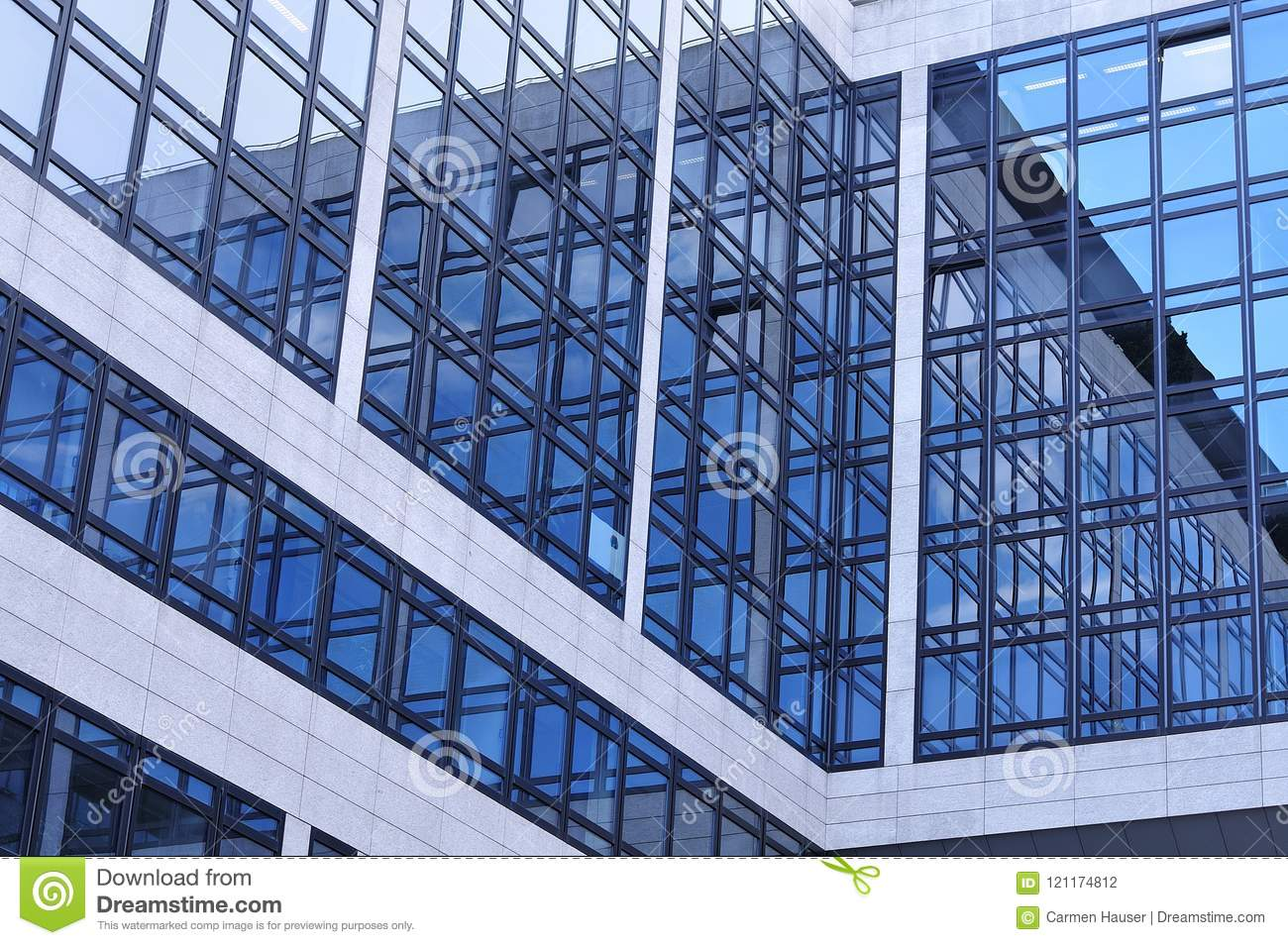 Office building facades Wood Facades In Business District Of City Constructed With Concrete Glass And Steel Flexfacadeslogocolor Glass Facade Of An Office Building Stock Photo Image Of Blue