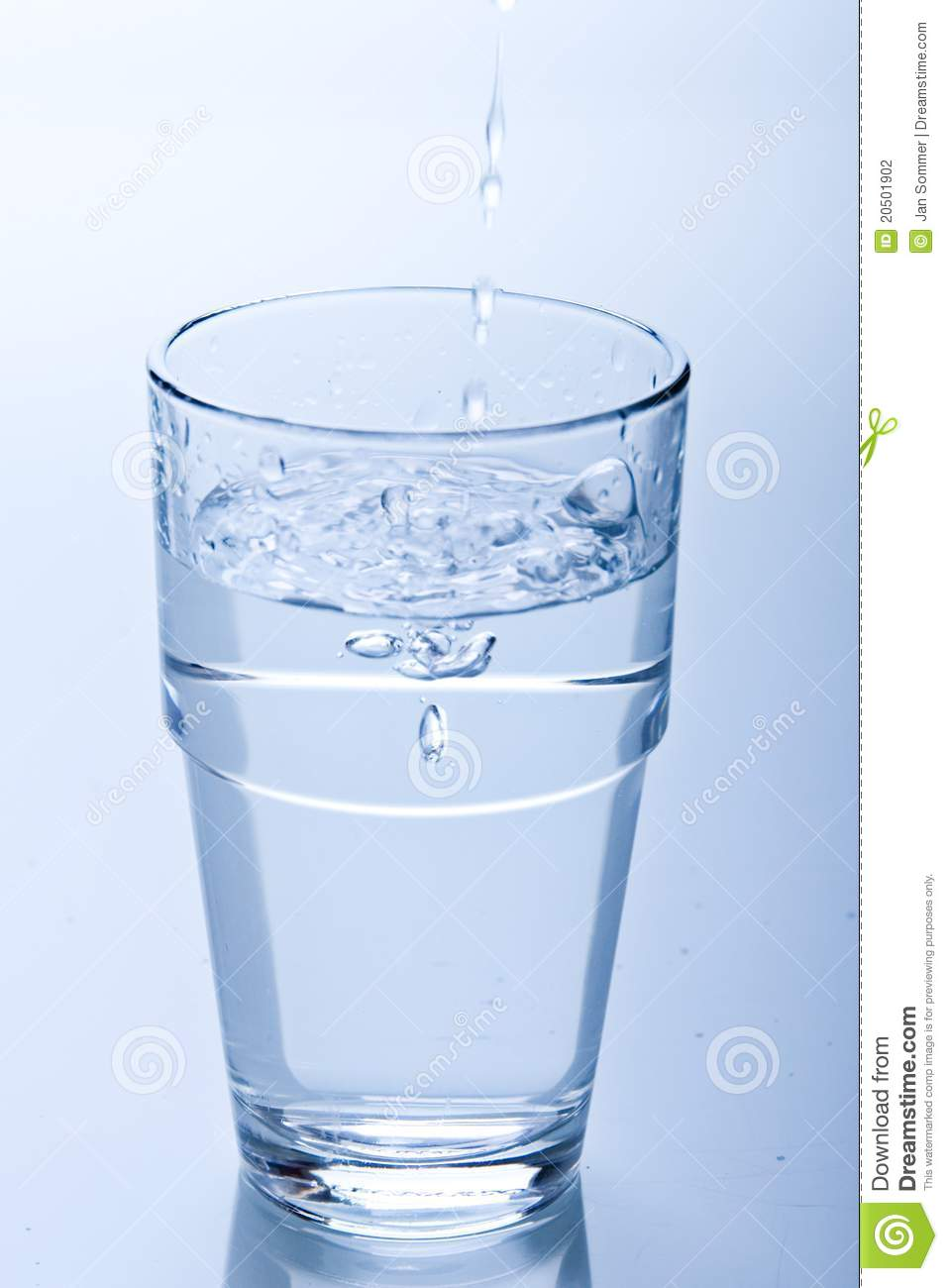 Glass Of Fresh Water Stock Photography Image 20501902