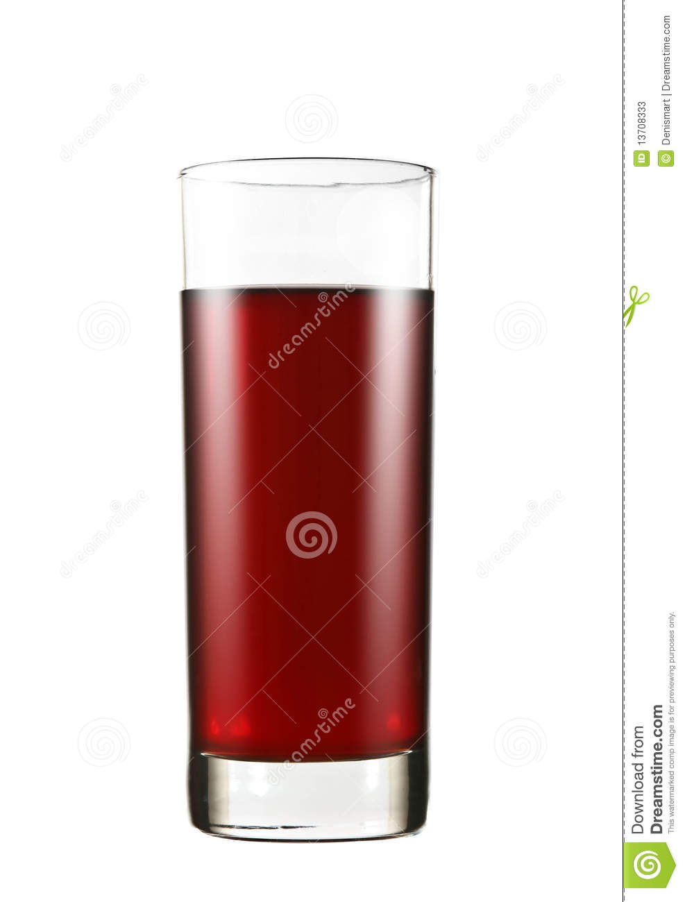Glass Of Grape Juice Stock Photos - Image: 13708333