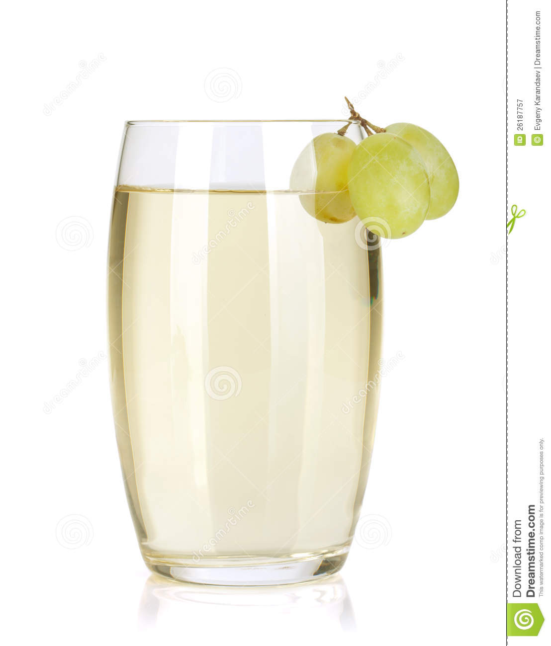 Glass Of Grape Juice Royalty Free Stock Photography ...