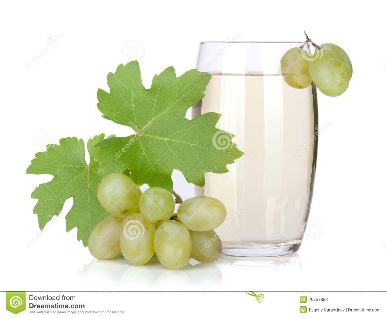 Glass Of Grape Juice Royalty Free Stock Photos - Image ...