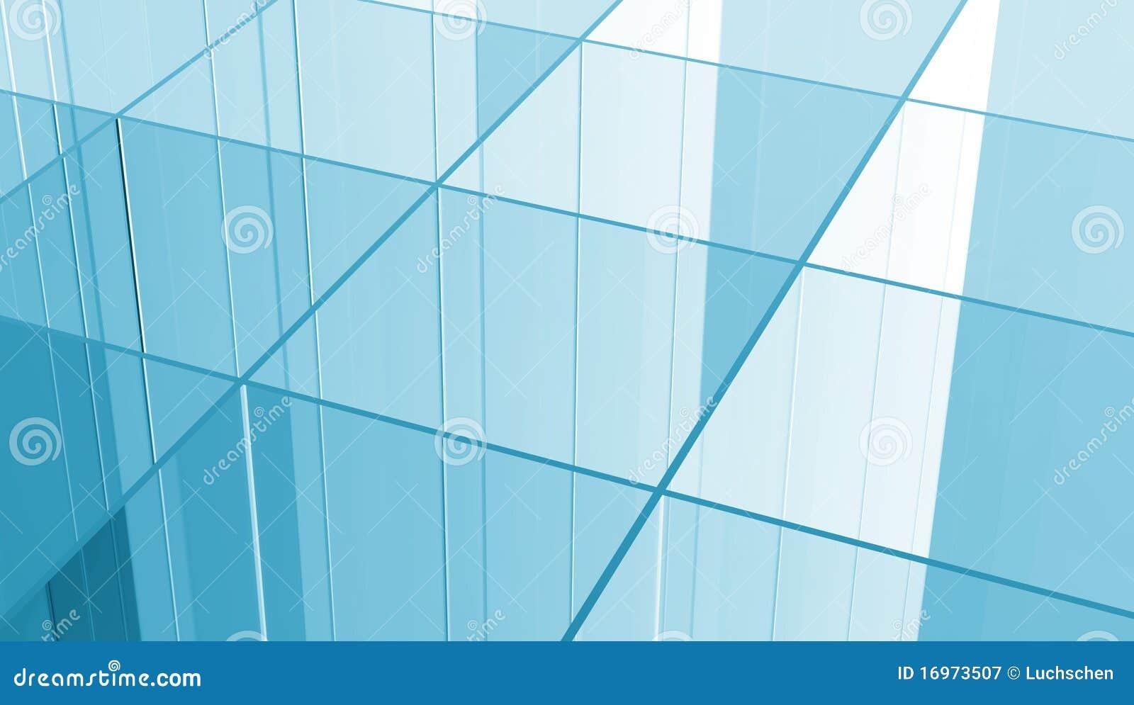 Glass grid