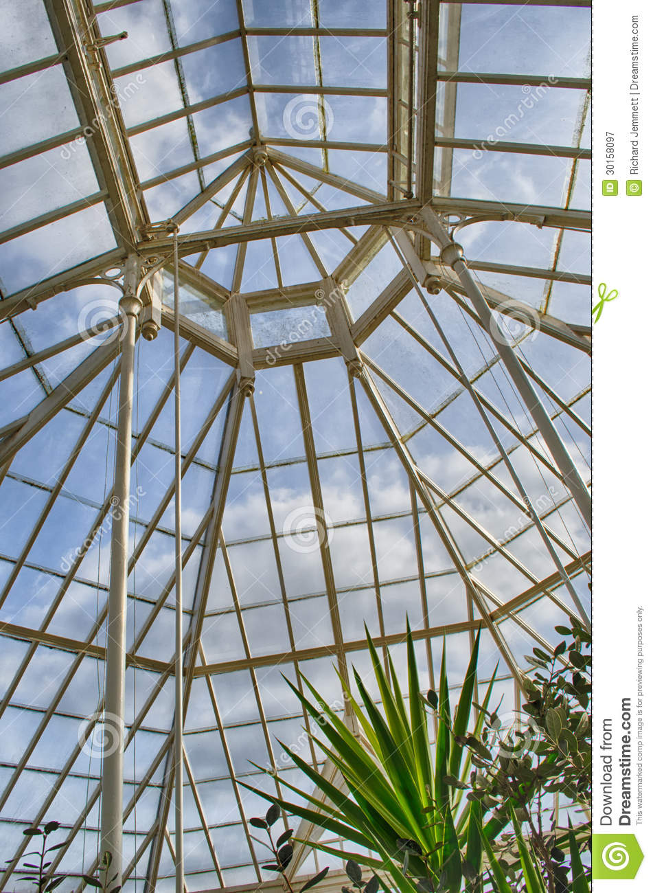 Clumber Park Glass House