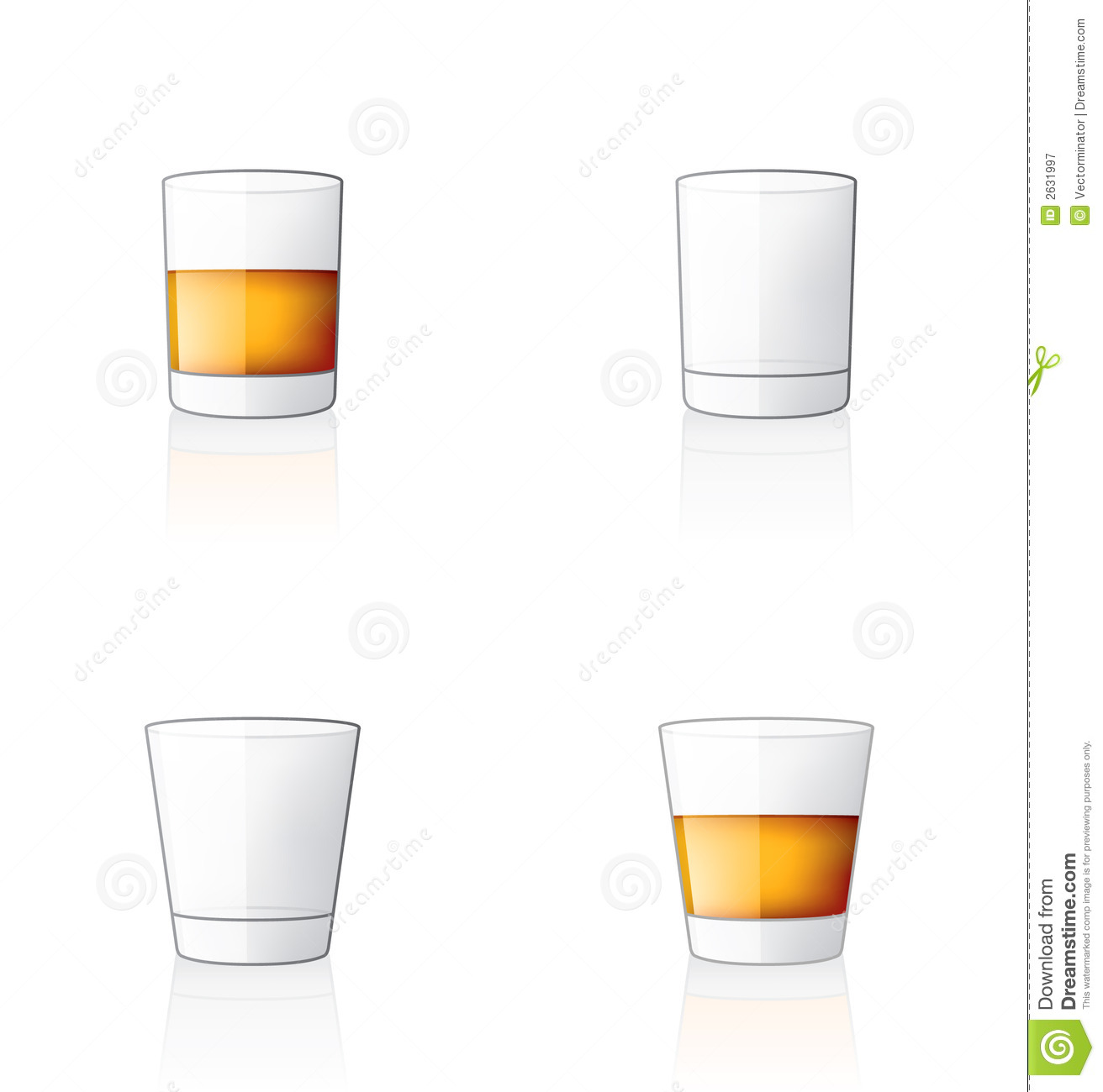 Whiskey Glass Clip Art Glass icon set 60w,