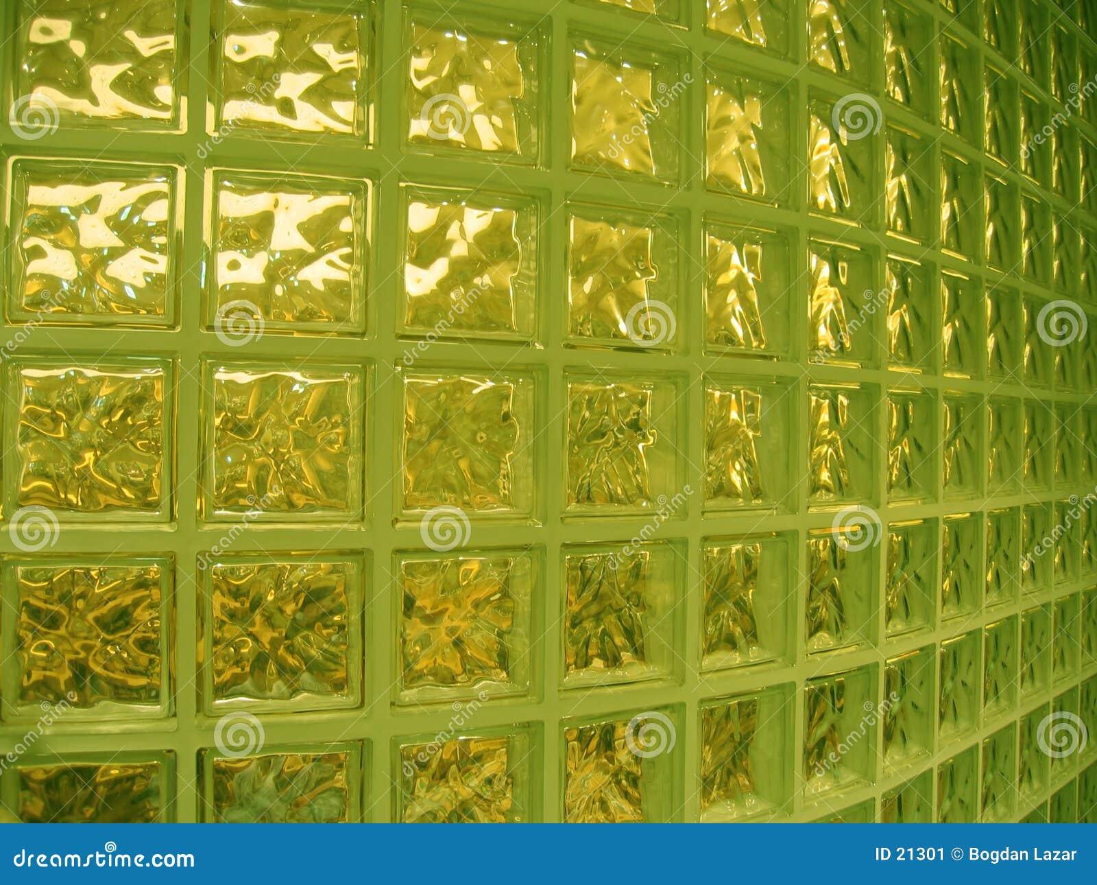 Glass innervägg