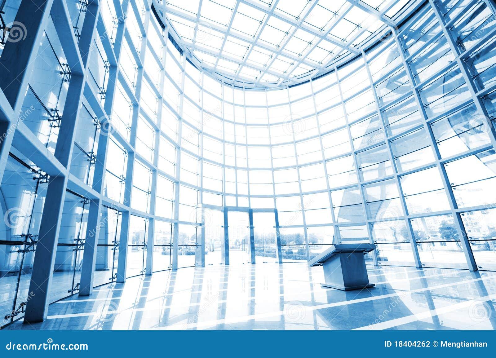 Glass korridor