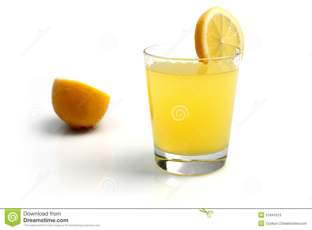 glass of lemonade stock photography cartoondealercom
