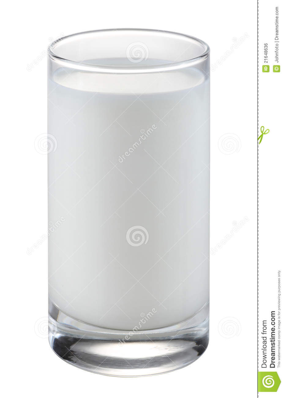 Glass Of Milk Royalty Free Stock Image - Image: 21648636