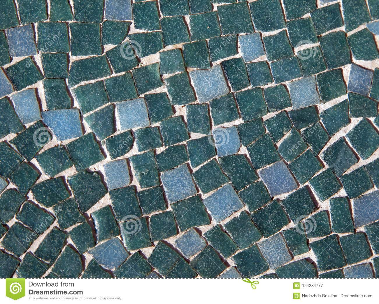 Glass Mosaic Tiles Background Stock Image Image Of Textured Decor