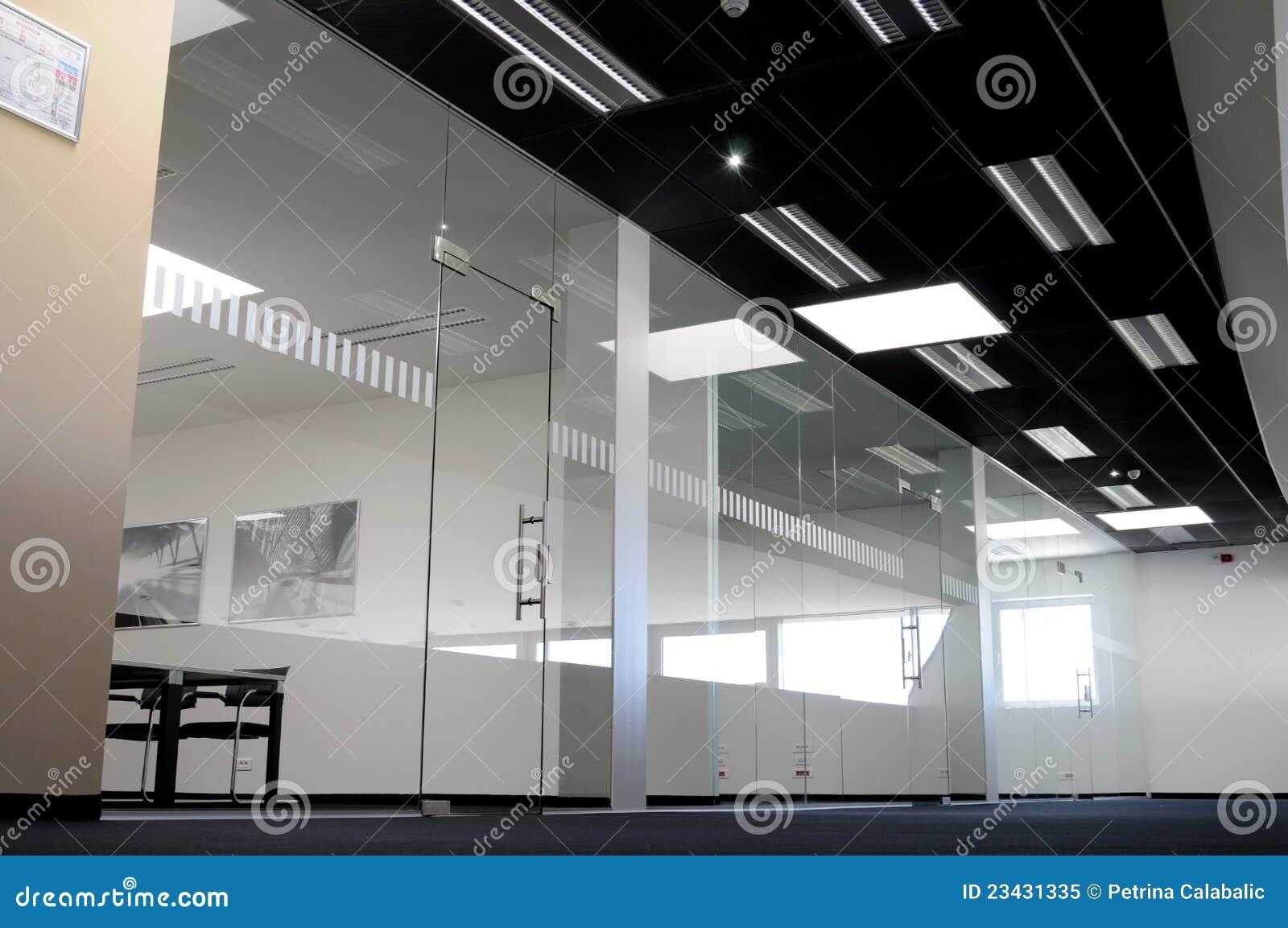 Glass office
