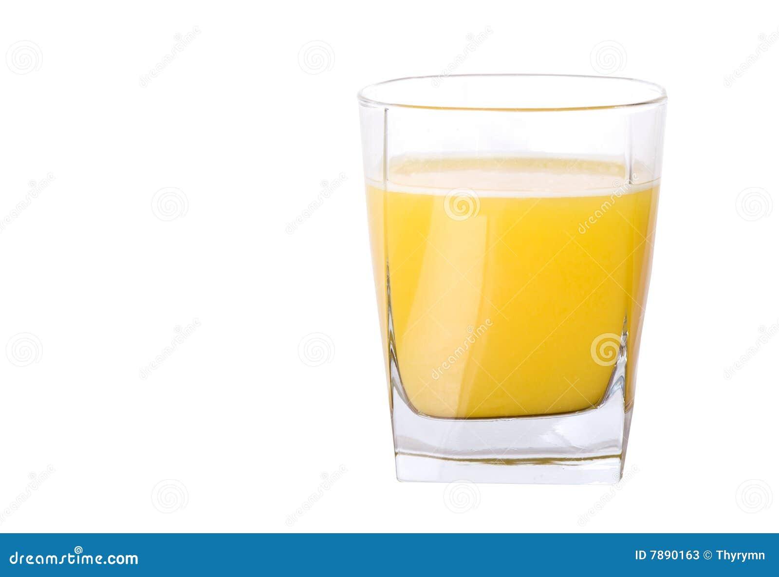 Glass Of Orange Juice Stock Photos - Image: 7890163